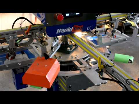 Can Cooler Printing Machine - ASPE's RapidTag