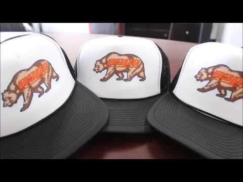 Decorating Hats / Caps 1000 Pieces Per Hour