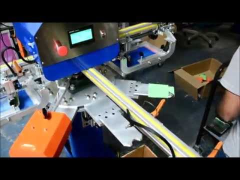 Printing Both sides of a can cooler - ASPE's RapidTag