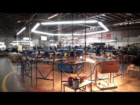 Factory 1 Manufacturing in Ensenada presenting ASPE's RapidTag