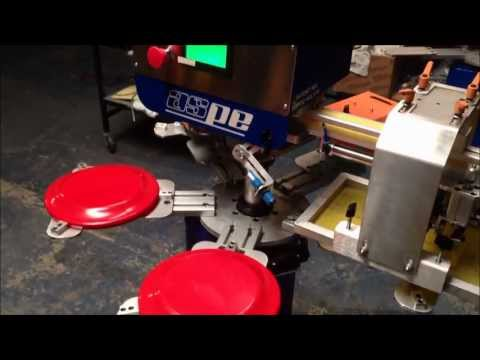How to Print On Frisbees! - ASPE's RapidTag