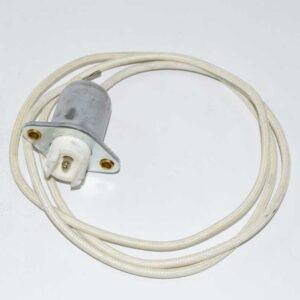 Flash Cure Lamp Socket for LP2 XL