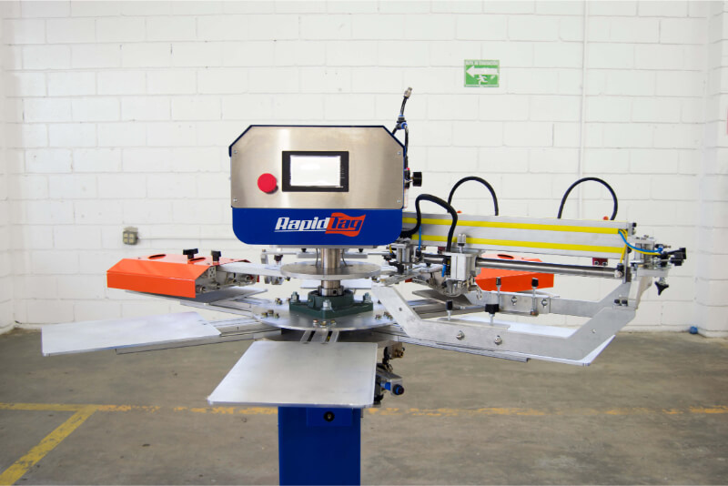 ASPE LP2XL Automatic Screen Printing Machine