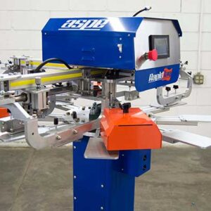 LP3 Tag Label Screen Printing Machine