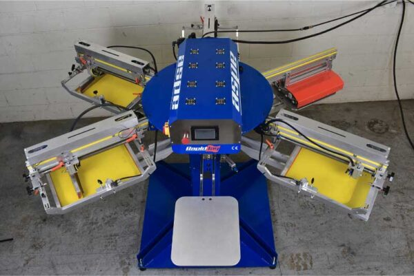ASPE Screen Printing Machine LP4XL Printer Big