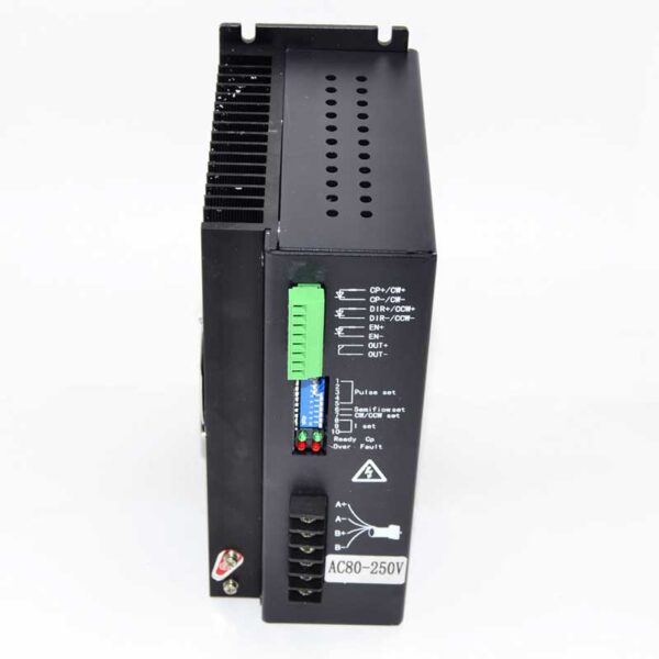 ASPE Screen Printing Machine Stepper Motor Driver- connection options
