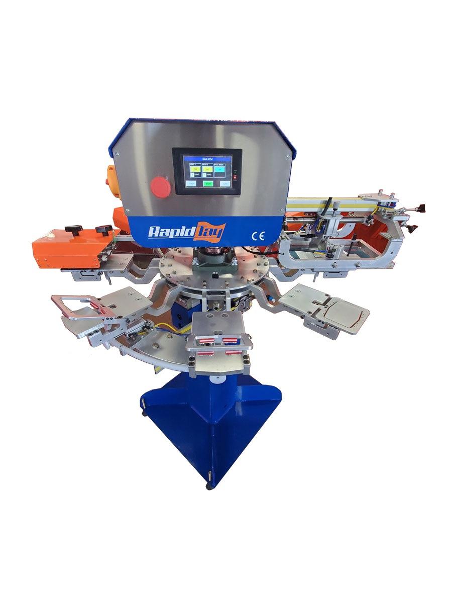 ASPE Face Mask Screen Printing Machine