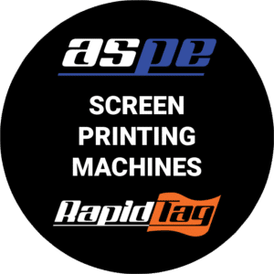 ASPE RapidTag Screen Printing Machines Online Shop