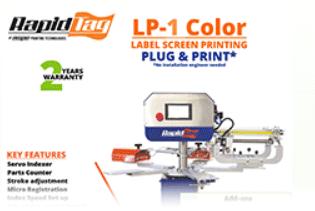 RapidTag LP1 Brochure Teaser View