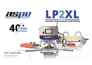 ASPE LP2XL Brochure Teaser View