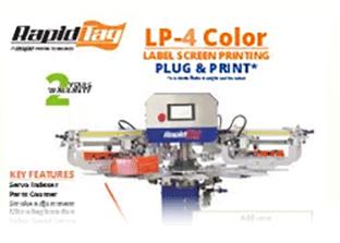 RapidTag LP4 Brochure Teaser View