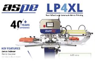 ASPE LP4XL Brochure Teaser View