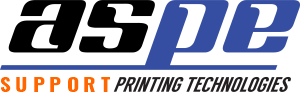 ASPE Screen Printing Machine ticket support